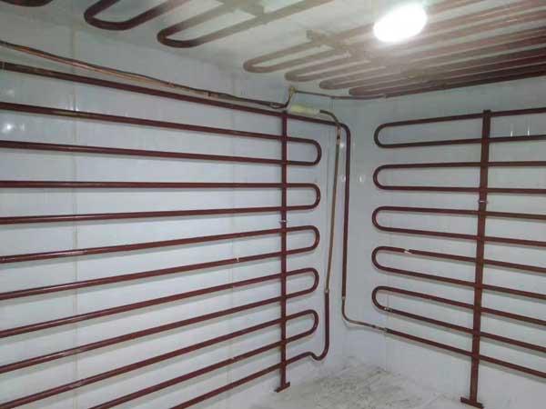 冷库工程:基于斯特林循环的柴油机尾气余热制冷装置相关性分析_no.258