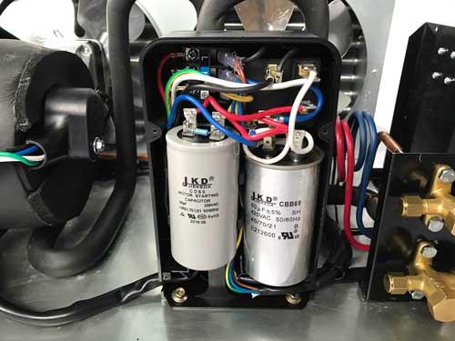 小型冷库:冰箱市场潜在的冷水机风冷_no.264