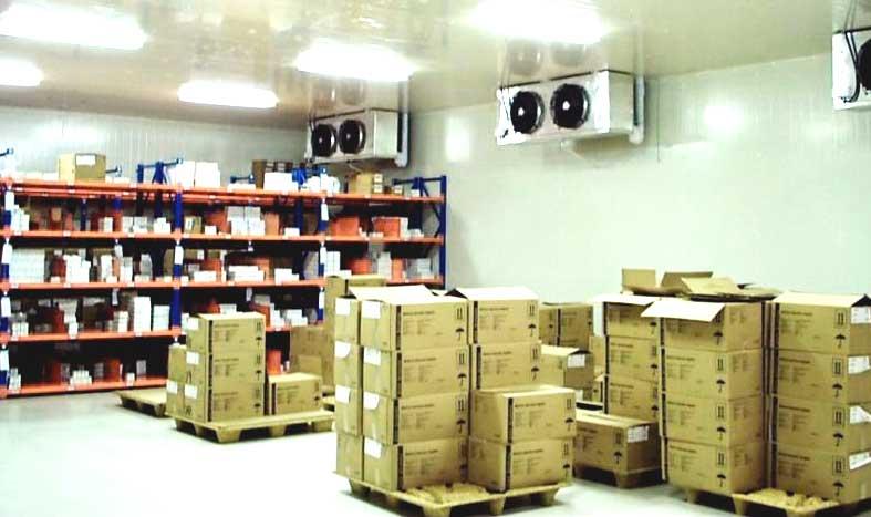 小型冷库:适应具有高冷却能力的制冷机组的经验_no.355