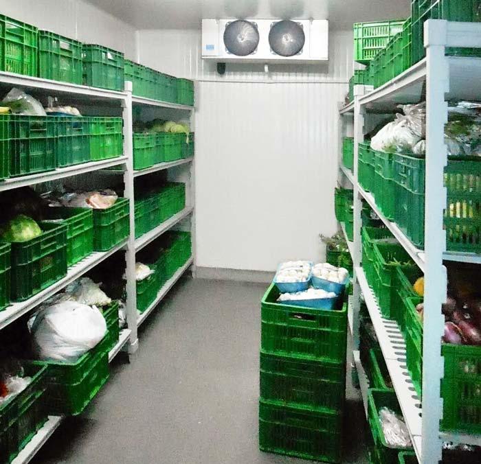 冷库价格:流水线上各工位设备台数可依设备生产能力和生产节拍确定的图片440