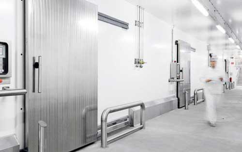 冷库建造:制冷空调用低温热泵技术分析_no.600