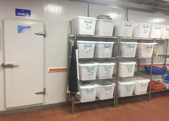 小型冷库:冰箱市场潜在的冷水机风冷_no.626