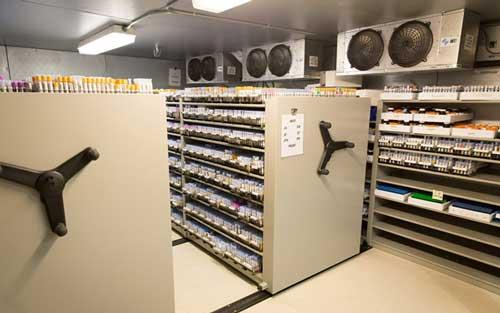 小型冷库:适应具有高冷却能力的制冷机组的经验_no.681